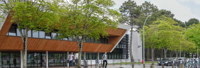 Visite du campus Belle-Beille de l'UA