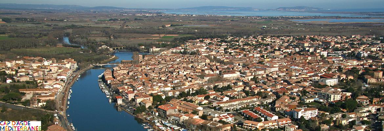 Image à la une du : La beauté d'Agathé Tyché à Agde