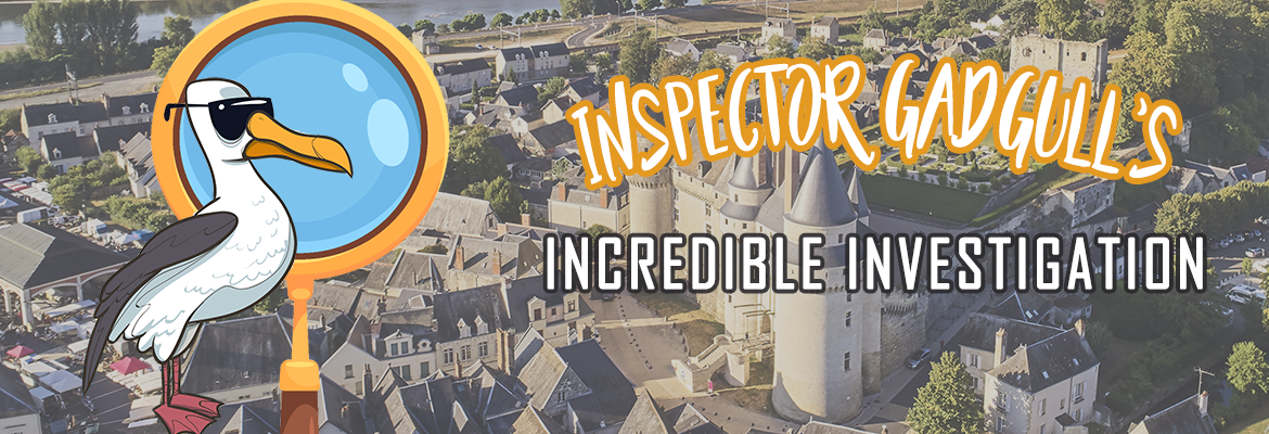 Inspector Gadgull's incredible investigation