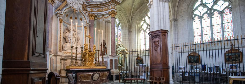 A la découverte de la Cathédrale Notre-Dame-de-l'Assomption
