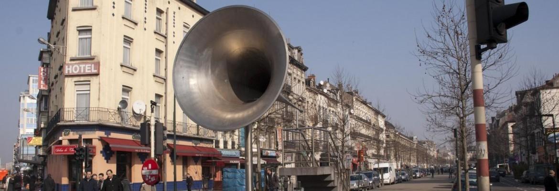Bruxelles à l'oreille