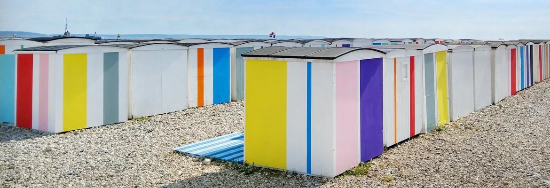 Balade à la plage du Havre