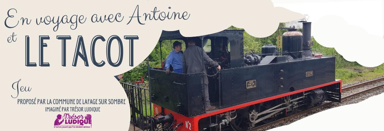 En voyage avec Antoine et le Tacot