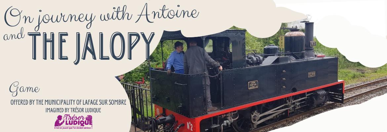 En voyage avec Antoine et le Tacot - English version