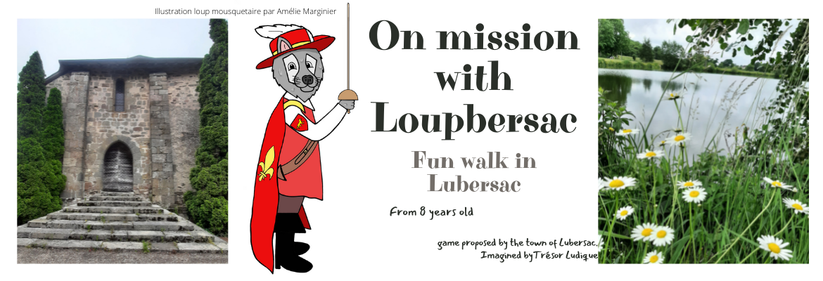 On mission with Loupbersac - English version