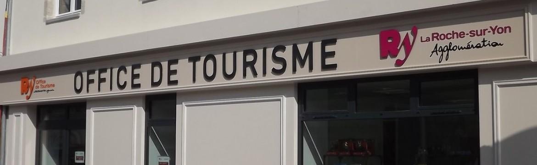 Office de tourisme La Roche-sur-Yon