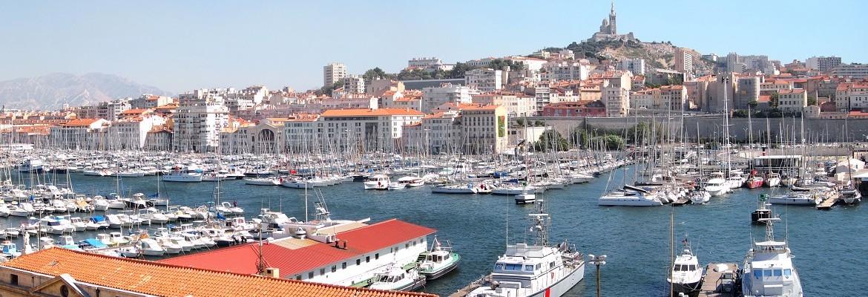 Image à la une du : Marseille et son Panier à Marseille