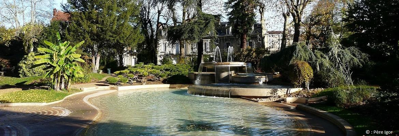 L'esprit du jardin des Arènes Romaines