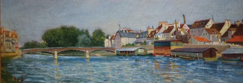 Sur les pas de Léo Gausson, peintre néo-impressionniste