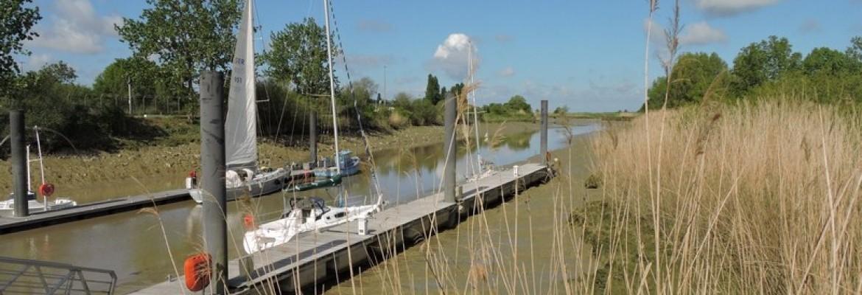 D'un port à l'autre en bord de Loire