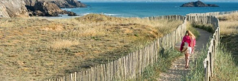 Découverte du site de l'Auberge des Dunes