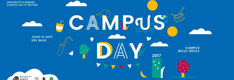 Ma folle journée au Campus Day