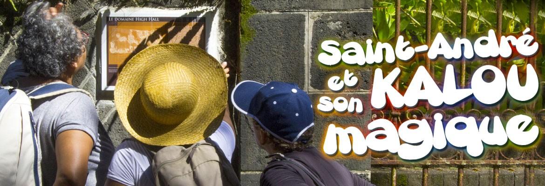 Saint-André et son Kalou magique