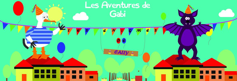 Les aventures de Gabi : Les énigmes de Cally