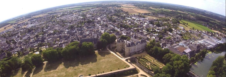Les plans perdus du château du Lude !