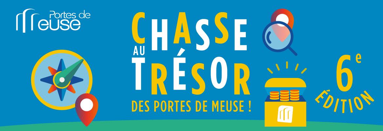 Chasse au trésor des Portes de Meuse 2020