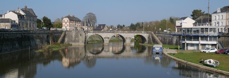 Image à la une du balade: Le voyage de Gabin à Mayenne