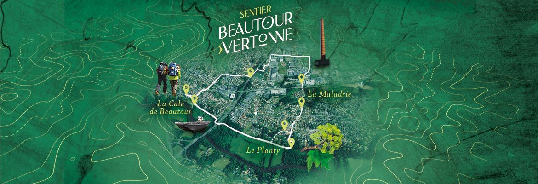 Sentier Beautour-Vertonne