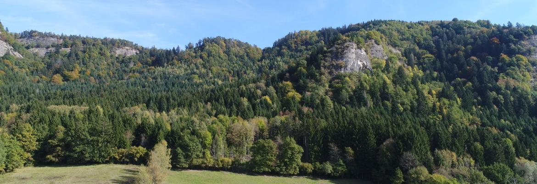 Le Mont Vouan, ses trésors et ses légendes