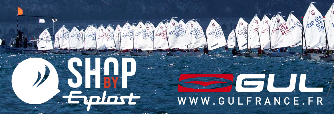 2019 Optimist European Championship : Barberplast challenges.
