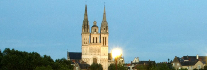 A la découverte de la cathédrale Saint-Maurice d'Angers