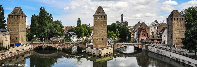 Strasbourg et ses merveilles alsaciennes