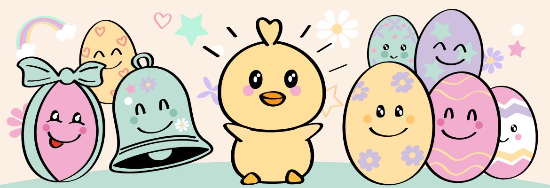 Image à la une du jeu de piste: L'œuf de Charlie à Rungis