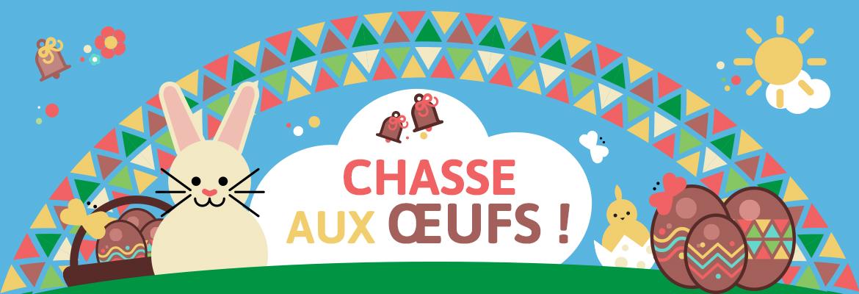 Image à la une du balade: Happy Pâques Saint-Omer 4km pour les petits à Saint-Omer