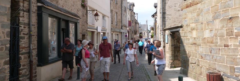 La cité médiévale de Châteaubriant