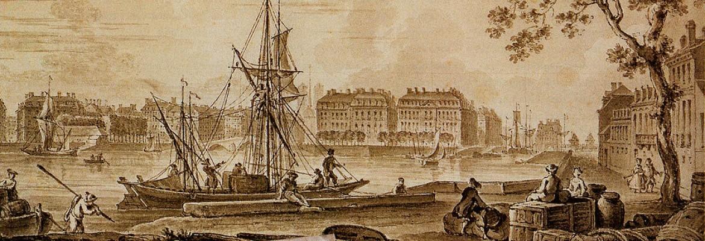 Nantes et la traite négrière