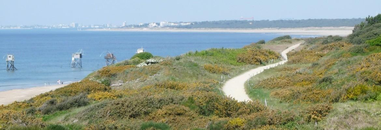 De la mer à la terre, St Michel côté nature.