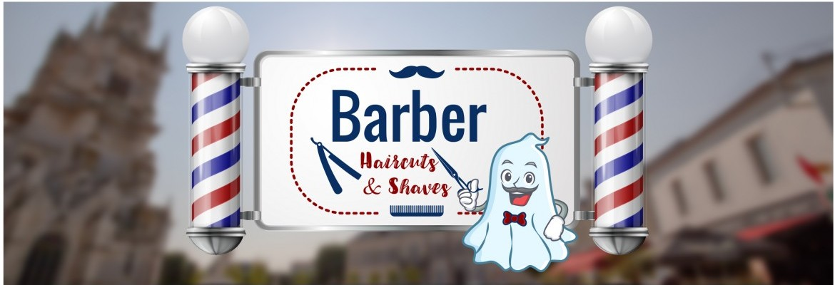 The crazy ghost of Luçon's barber