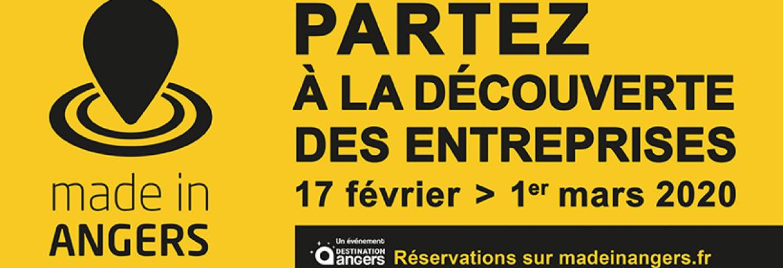 Découverte du campus Saint-Serge - Made in Angers