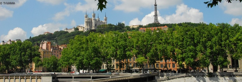 Le Vieux Lyon de Saint-Jean à Saint-Paul