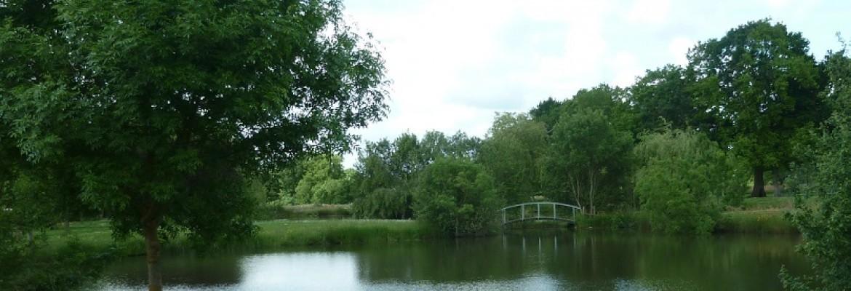 La Marne, balade de l'étang