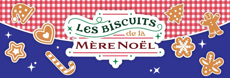 Les biscuits de la Mère-Noël à Brive
